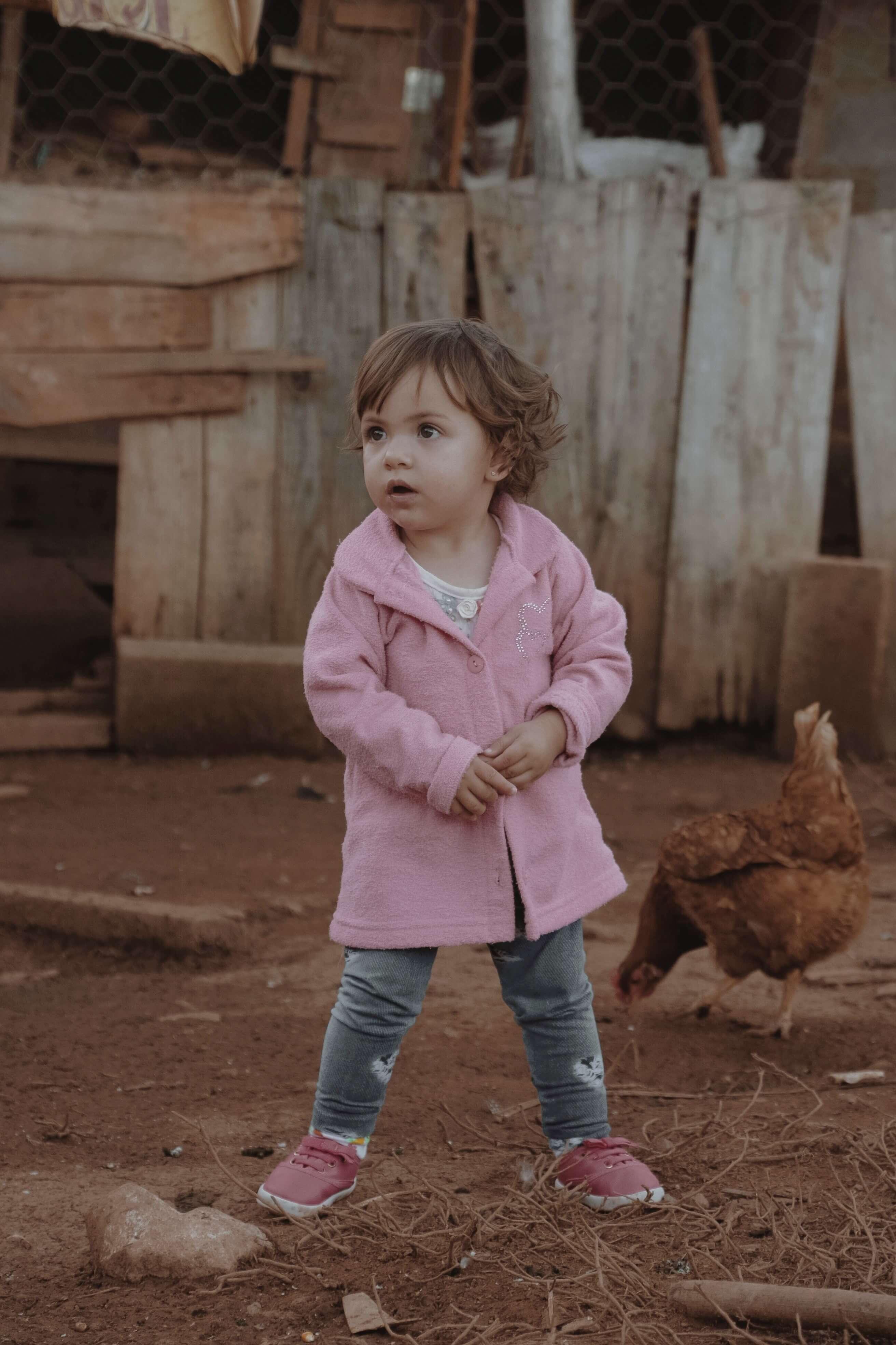 روش های جلوگیری از گم شدن کودک